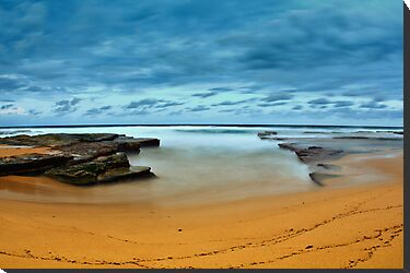 Stress Relief_Turimetta Beach by Sharon Kavanagh