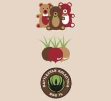 Bears. Beets. Battlestar Galactica. by Rachael Thomas