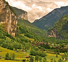 The Lauterbrunnen Valley by Images Abound | Neil Protheroe