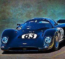 1970 Chevron B16 by Stuart Row