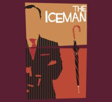 The Iceman - T-Shirt by thatjessjohnson