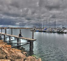 Fishing Hilary Boat Harbour by HG. QualityPhotography