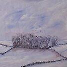 Addingham Moorside by Linda Ridpath