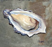 One Oyster by Elaine Hodges