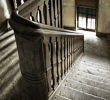 Downstairs by Jean-Claude Dahn