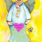 St. Valentine's Angel by ivDAnu