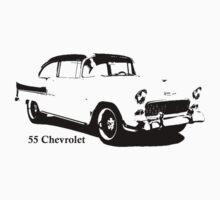 55 Chevrolet by garts