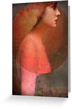 Portrait05 by Catrin Welz-Stein