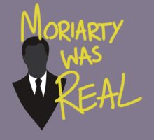 MORIARTY WAS REAL! by Otherbuttons