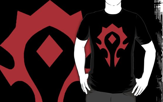 Horde T-shirt by GeorgioGe