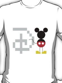 Pixel MIckey T-Shirt