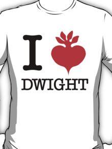 I Beet Dwight  T-Shirt