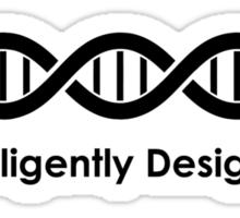 Intelligently Designed Sticker