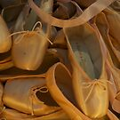 Ballet Slippers by Louise Fahy