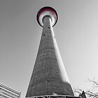 The Mighty Calgary Tower by Ryan Davison Crisp