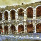 Verona - Arenas by Gilberte