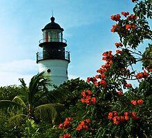 Key West Lighthouse by Thad Zajdowicz