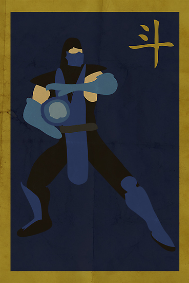 FIGHT: Sub-Zero by caseyjennings