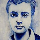 Young Modigliani by Redlady