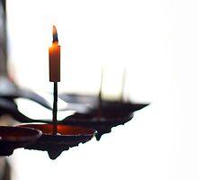 Fushimi Inari Candle by Sam Ryan