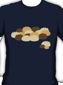 A pile of Tribbles T-Shirt