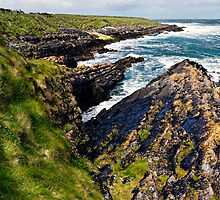Wild Irish Coast by Paul Mayall