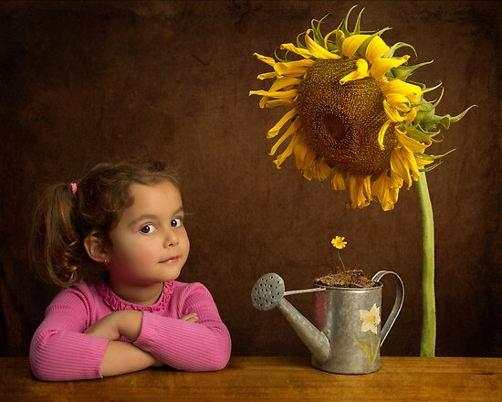Siblings by Bill Gekas