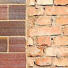 Bricks, Colours and Symmetry III by vbk70