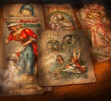 Children - Books - Fairy tales by Mike  Savad