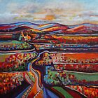 All Roads Lead to Home by Joselyn Holcombe