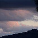 Sunset over Solano Hills by teresalynwillis