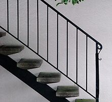 Stairway Zen by Jane Underwood