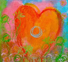 love heart 6 by bibje