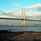 Forth Road Bridge by Tom Gomez