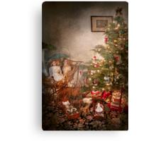 Christmas - My first Christmas  Canvas Print