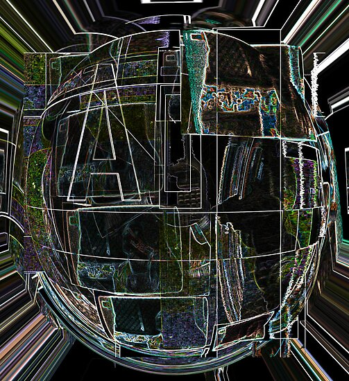 Grid 5 TV. by - nawroski -