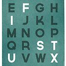 Alphabet by 56STUFF