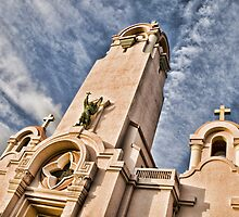 Mission San Raphael by Colleen Farrell