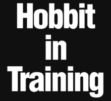 Hobbit in Training by MarkSeb