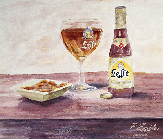 Leffe Blonde by Patsy Smiles