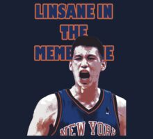 Jeremy Lin - Linsane in the Membrane by miahkun