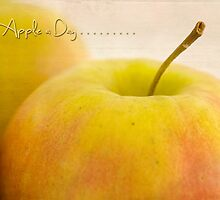 an apple a day by Teresa Pople