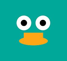 Perry The Platypus by quirkykido