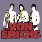 The Von Erich's Wrestlers by BUB THE ZOMBIE