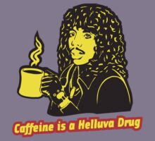 "Rick James ""Caffeine is a Helluva Drug"" by BUB THE ZOMBIE"