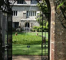 Arch at Athelhampton House by Touchstone21