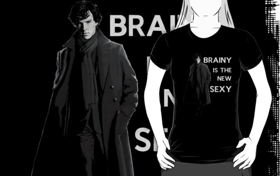 Brainy Is The New Sexy by Mouan