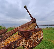 Anchor at Holm by kalaryder