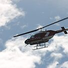 channel 7 helicopter by sharon wingard