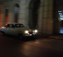 Night Taxi by Timothy State